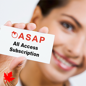 ASAP Subscription